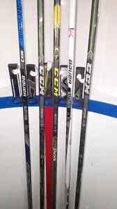 Refurbished hockey sticks - Trigger, Super Tacks, 1X, 1N... Peterborough Peterborough Area image 5