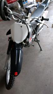 2009 Suzuki Dr-Z 125 L