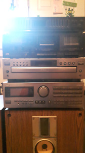 JVC Stereo system for sale