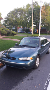 ford contour gl 4 cyl. automatic economic