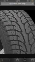 Hankook Ipike RW11 studable winter tires