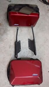 Hard Bags and mounts for Kawasaki GPZ
