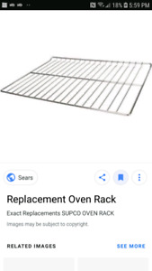 ISO...oven rack. Picture just for reference.