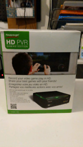Hauppauge HD pvr édition gaming