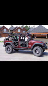Great Jeep Accessories - Get ready for Summer!