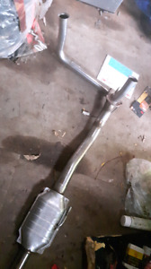 Brand new magnaflow exhaust for 302 ford truck