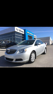 2014 Buick Verano 81,000 kms , Warrenty Certified