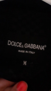 REAL Dolce & Gabbana Jacket size MEDIUM