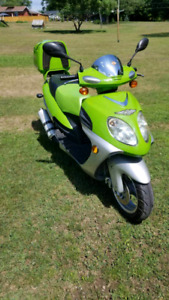 Daymak Scooter 150 cc