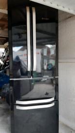 Hotpoint double door fridge freezer