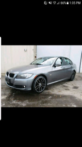 2010 BMW 323i Professional package
