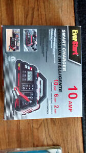battery charger,fog led lights,seat cover Peterborough Peterborough Area image 3