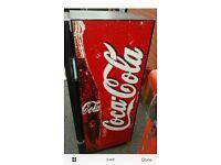 Coca Cola refrigerator
