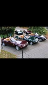 ●WE BUY ALL MAZDA MX5'S MK1 MK2 MK3 EUNOS ROADSTERS MX-5 classic car