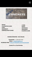 Concrete Finisher 26 years