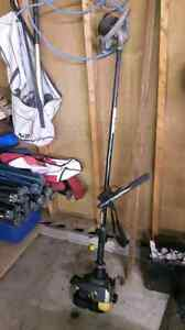 Craftsman Gas Powered Trimmer Weed Whacker *heavy duty*