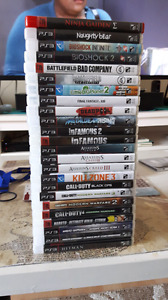 Ps3 games one for 10 three for 20