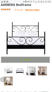 Double Metal Bed