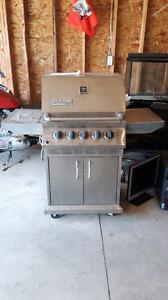 Ducane Stainless Natural Gas Bbq