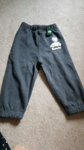New roots baby pants size 18-24 m
