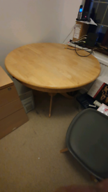 Sold - Round Kitchen Table open to offers