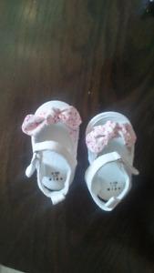 Soulier sandale bottine fille