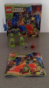Lego 8189 Power Miners Magma Mech