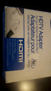 MHL Connector for Phone and Tablets