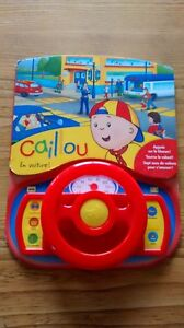 Caillou french book