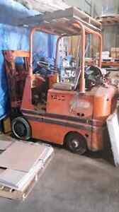 Fork lift .... Best offer.  Sold as is.  No less then $350.00.