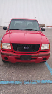 2001 Ford Ranger Edge Pickup Truck 3.0L
