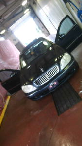 Mercedes 2002 for sale