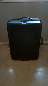Large Hardshell Suitcase And Accessories