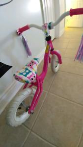 Childs starter bike