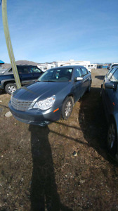 NEED GONE 2009 Chrysler Sebring not running atm NEEDS WORK