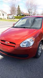 Hyundai accent 2010 3995$ négociable