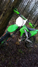 Kxf 250 SWAPS ONLY NOT FOR SALE