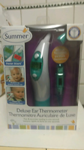 Deluxe Ear Thermometer