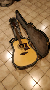 Tanglewood TS-115AS acoustic guitar