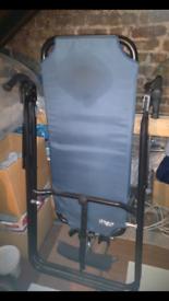 Teeter Hang ups F5000 III vgc Inversion Trainer relieve back pain