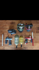Paintball Gear Sale