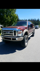 2008 f350 trade for other diesel pickup