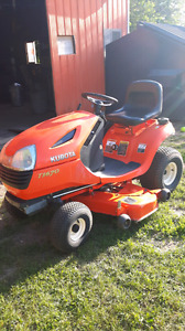 "Kubota T1670 44"" Riding Lawn Mower"