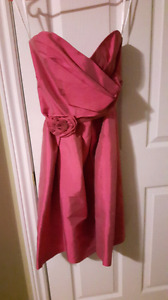 Size 12 (really 14 but was altered) wedding or prom dress