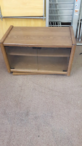 Small Swivel TV Stand