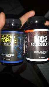 Alpha Testo and no2 power blast