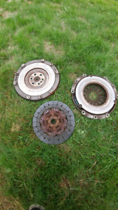 Clutch kit mazda protege