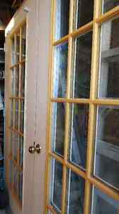 Full light External Steel French Doors