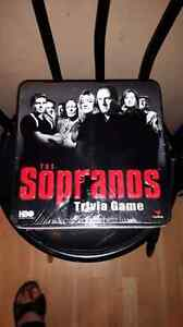Sopranos trivia game  Cambridge Kitchener Area image 1