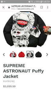 Flawless condition authentic supreme jacket